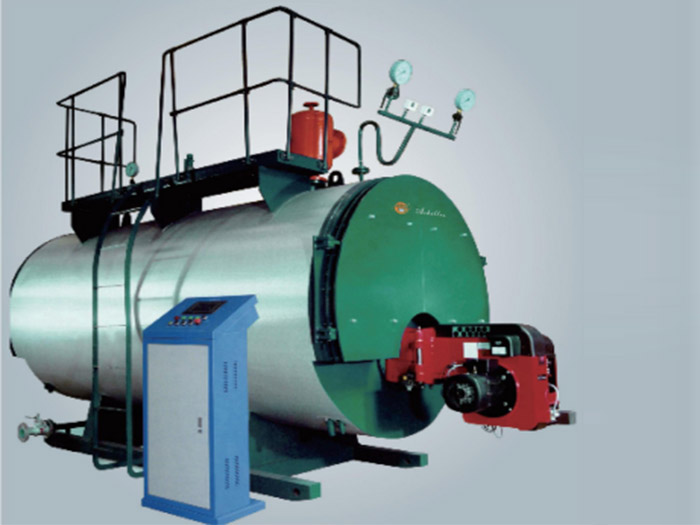 低氮承压燃气热水锅炉