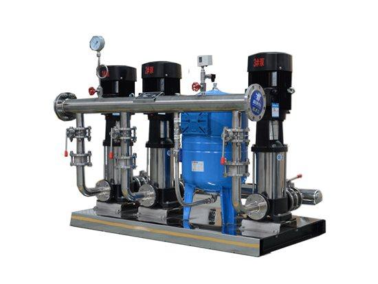 曲源恒压供水设备