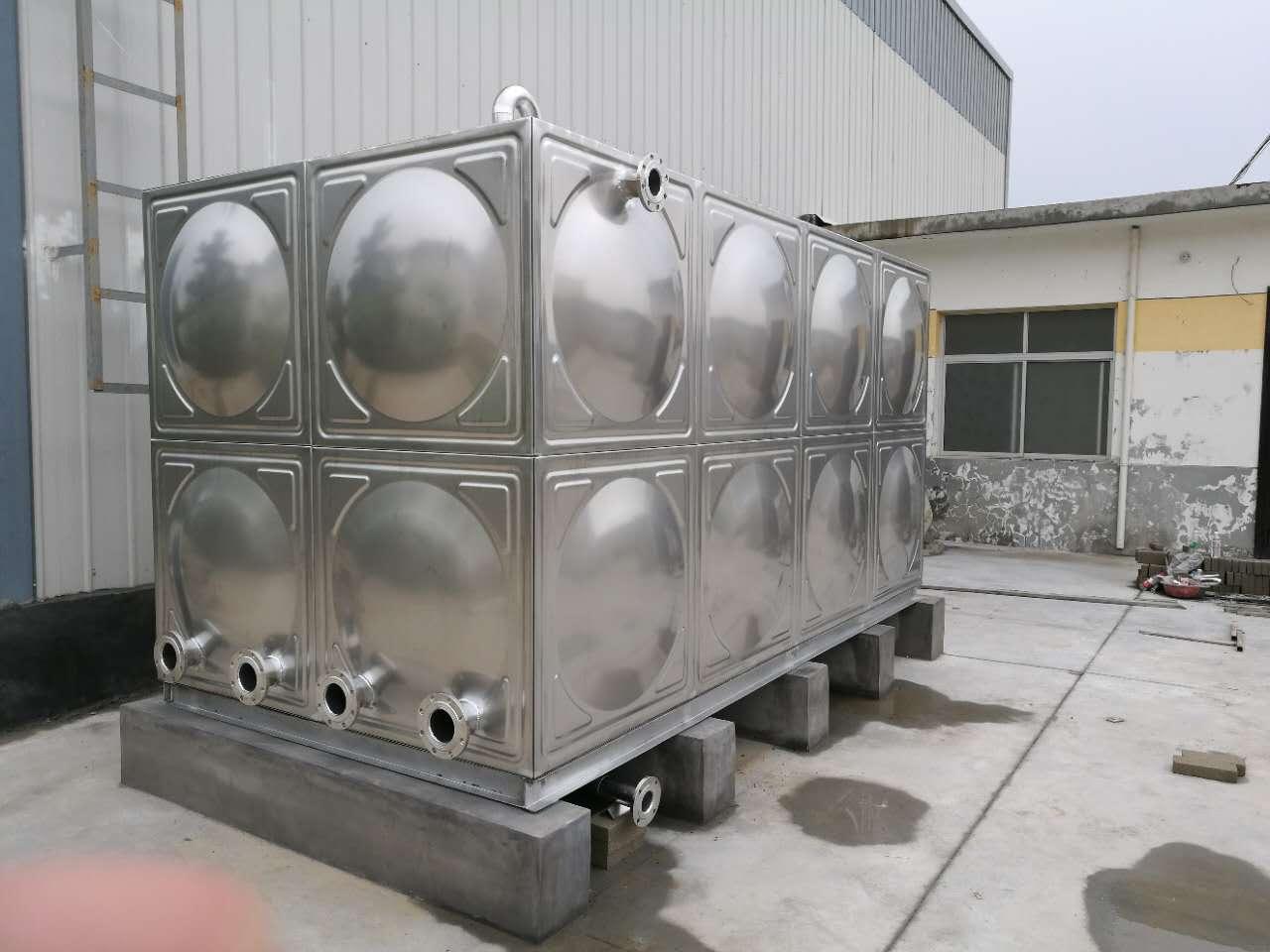 陕西供水设备安装案例