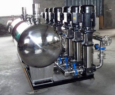 陕西无负压供水设备厂家