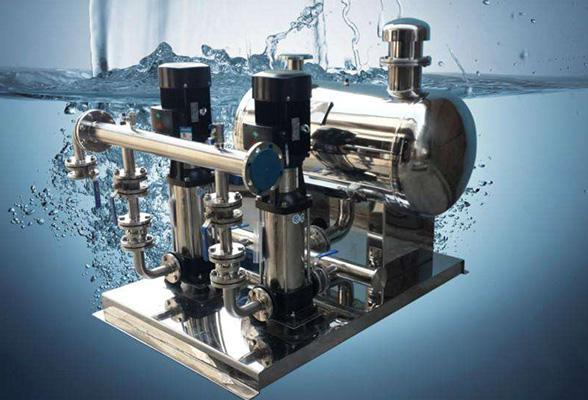 陕西无负压供水设备