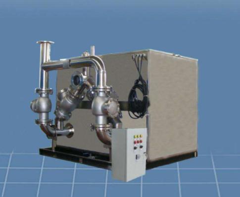 陕西污水提升一体化设备