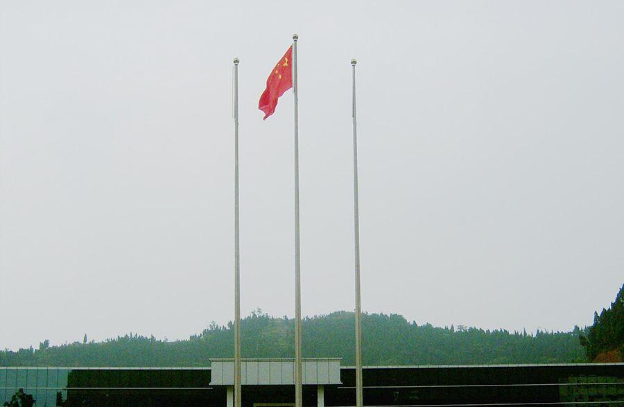 国旗杆高度为何是22.5米?