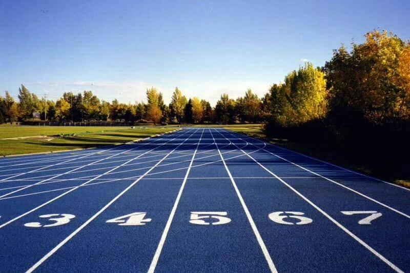 專業塑膠跑道施工|學校操場跑道施工