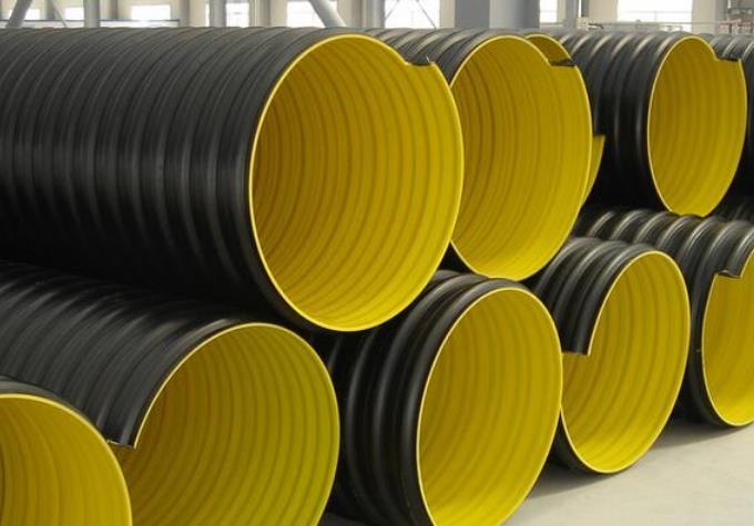 陕西钢带增强螺旋波纹管价格