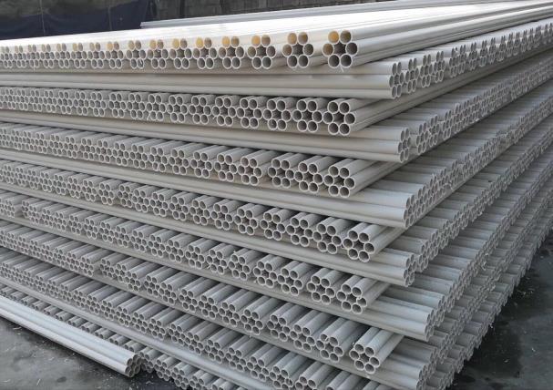 陕西 PVC气孔梅花管厂家