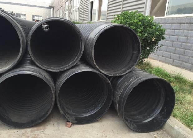 承插式缠绕结构壁型管