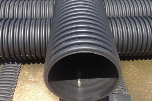 陕西钢带增强排水管批发