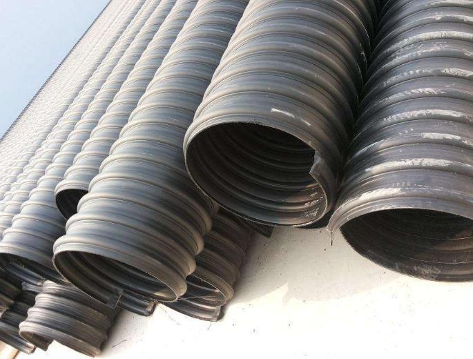 陕西钢带增强螺旋波纹管批发