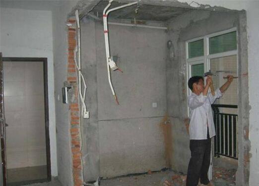陕西旧房翻新