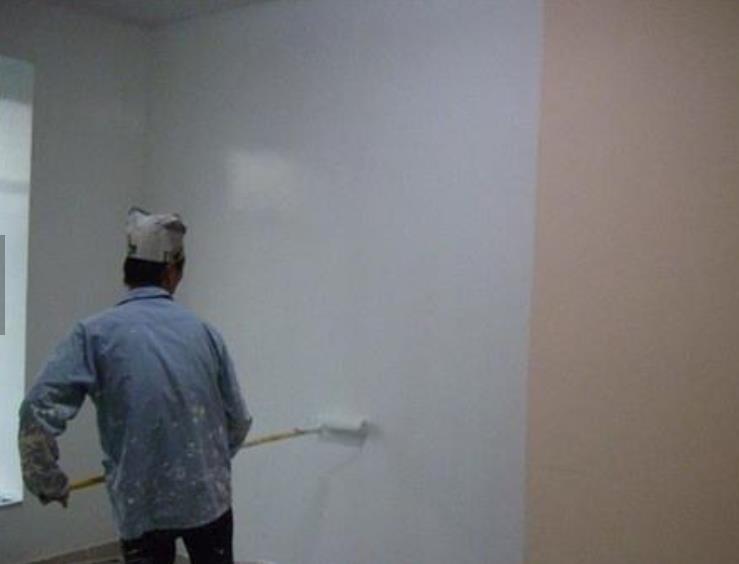 西安二手房改造之墙面翻新