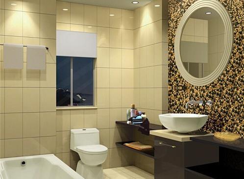 西安二手房改造之卫生间翻新