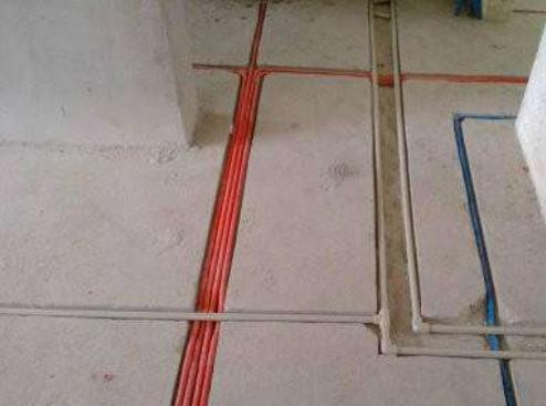 西安旧房装修的水电整改费用
