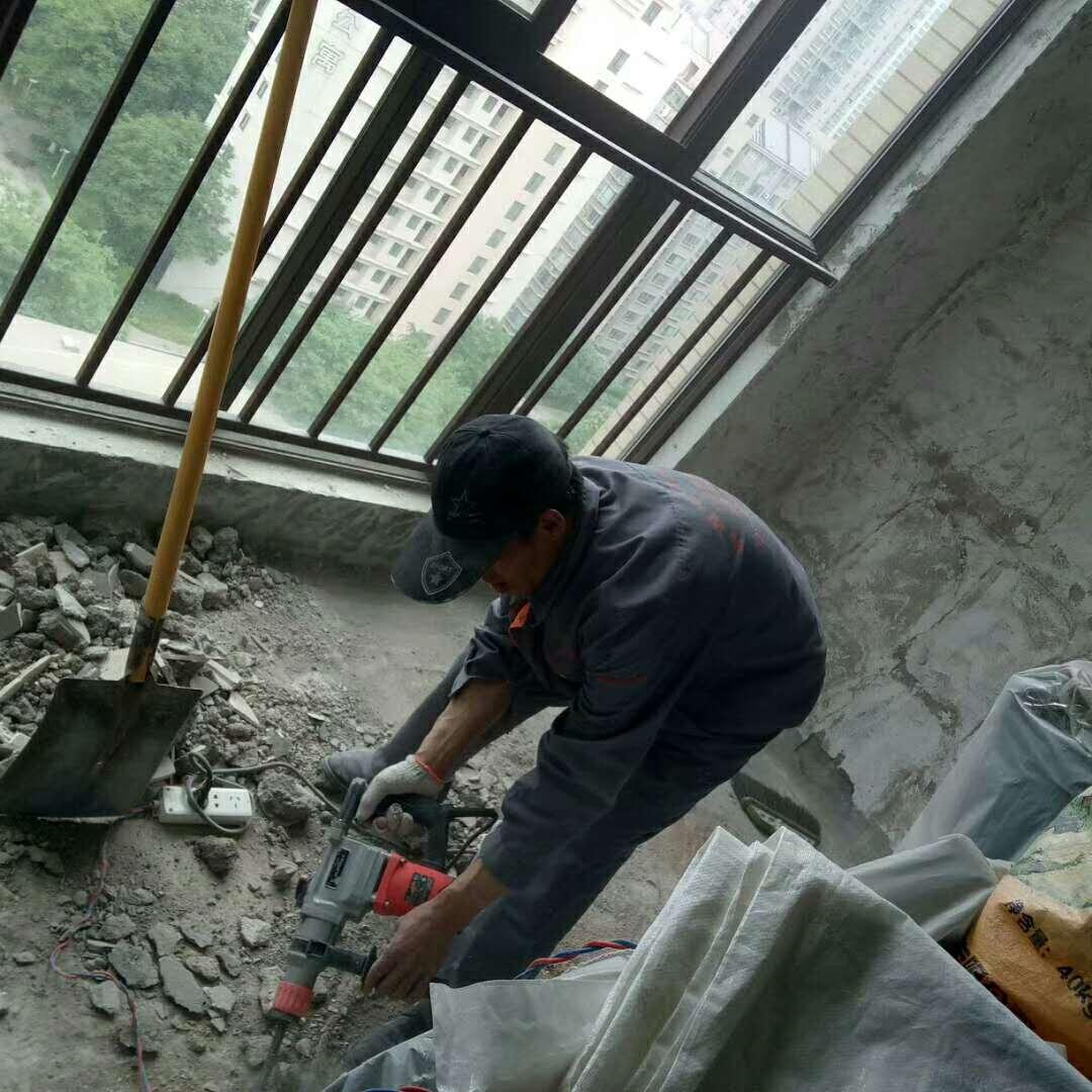 家具保护和拆除