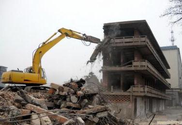 成都建筑拆除厂家