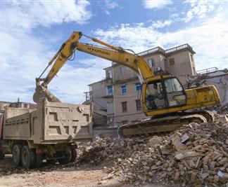 建筑拆除案例
