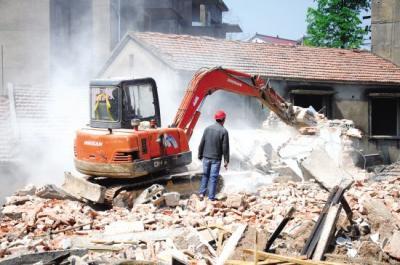四川建筑拆除