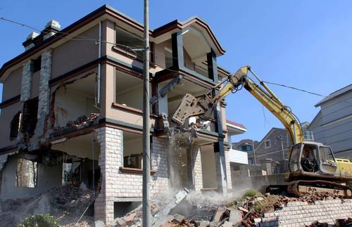 成都建筑拆除