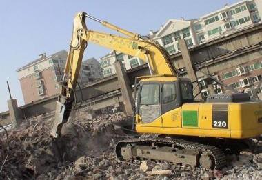 如何提升建筑拆除施工降尘效力?