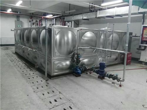 新疆不锈钢方形组合式水箱