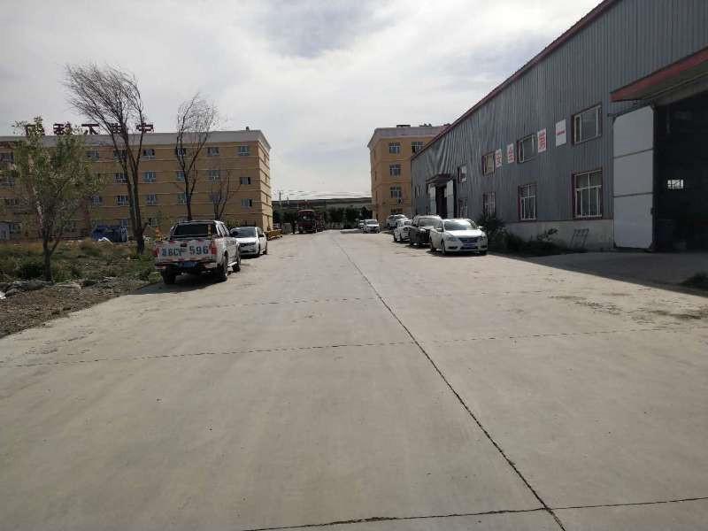 乌鲁木齐永昌兴盛机械设备有限公司工厂外部