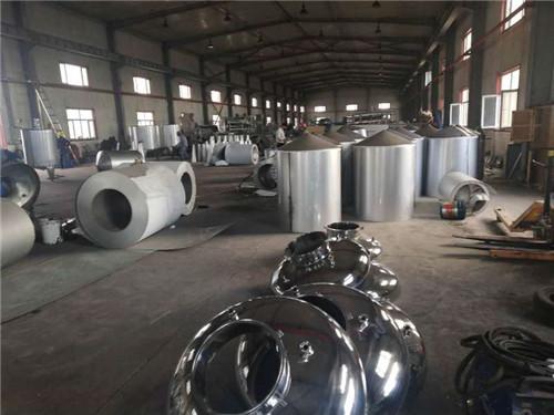乌鲁木齐永昌兴盛机械设备有限公司厂房内部