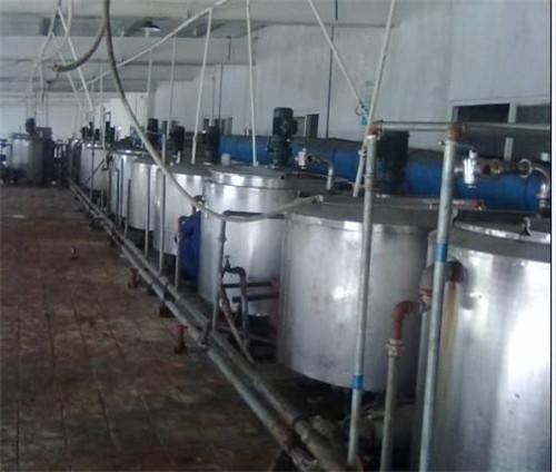 新疆不锈钢冷热缸在冰淇淋的制作工艺中的应用