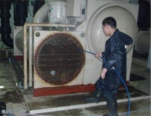 新疆冷却塔哪种清洗方法好