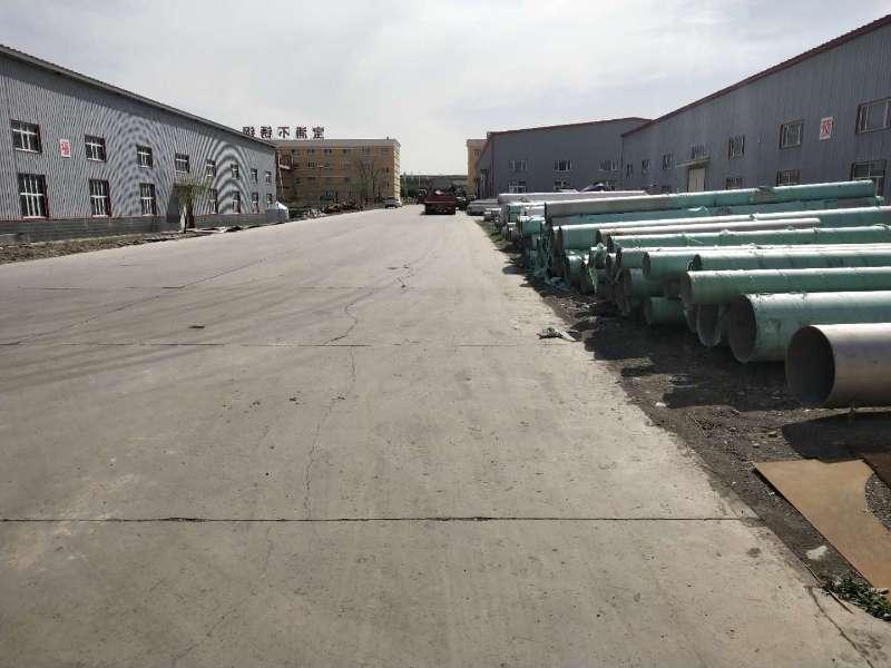 乌鲁木齐永昌兴盛机械设备有限公司工厂场地