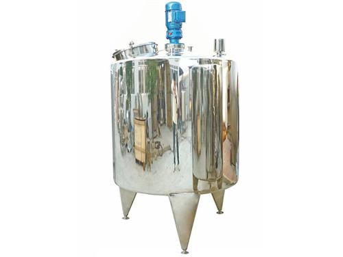 新疆不锈钢制冷罐