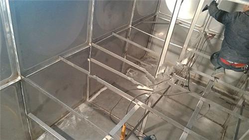 新疆不锈钢水箱内部焊接要符合什么要求