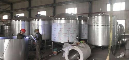 乌鲁木齐永昌兴盛机械设备有限公司生产场地