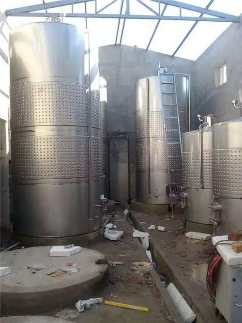 新疆酒精储存罐