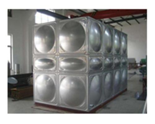 不锈钢水箱是继玻璃钢水箱之后新一代水箱产品