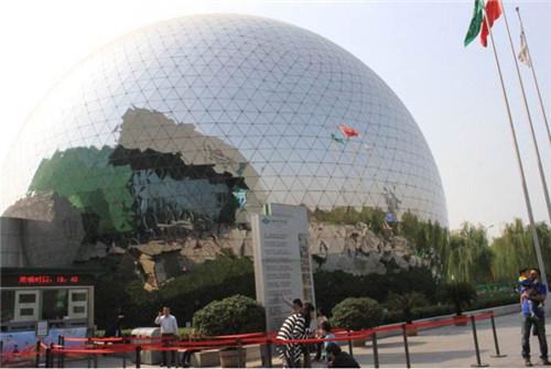8月20日起参观中国科技馆将实名制网络购票