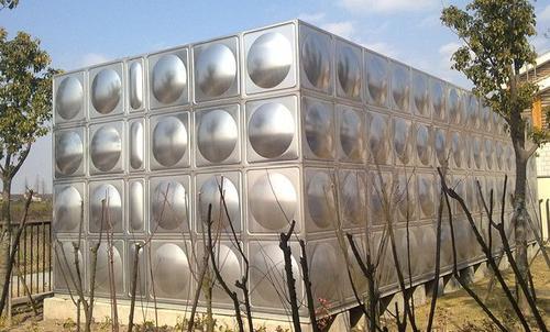 不锈钢水箱安装、清洗和保养之道