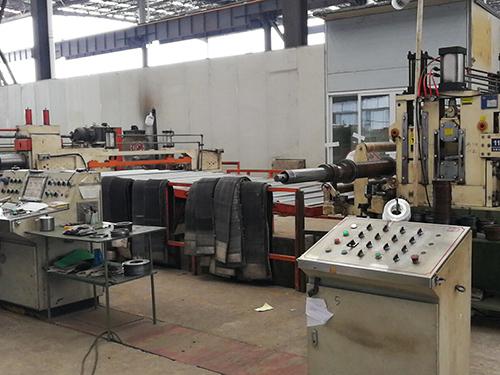 成都冷轧卷板批发厂家厂房展示