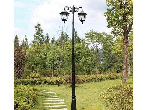 四川市電庭院燈