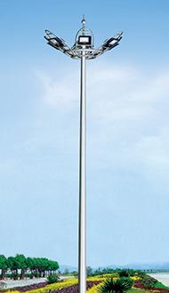 四川市政道路交通中高桿燈