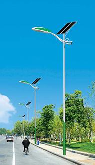 四川太陽能路燈安裝