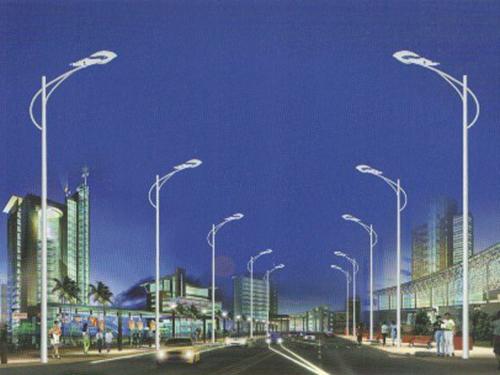 四川灯杆生产厂家为您解答led路灯与普通路灯的区别