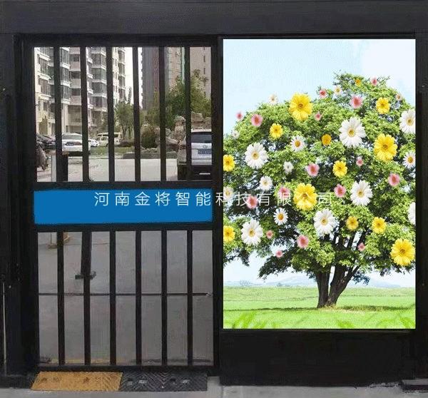 河南广告平移门厂家