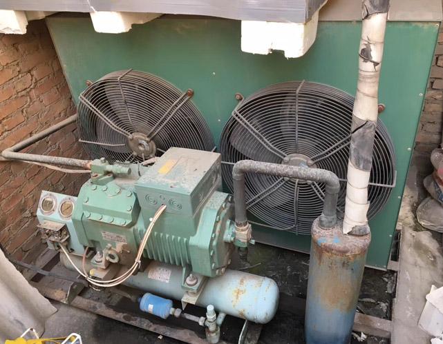 陕西制冷设备维修案例展示