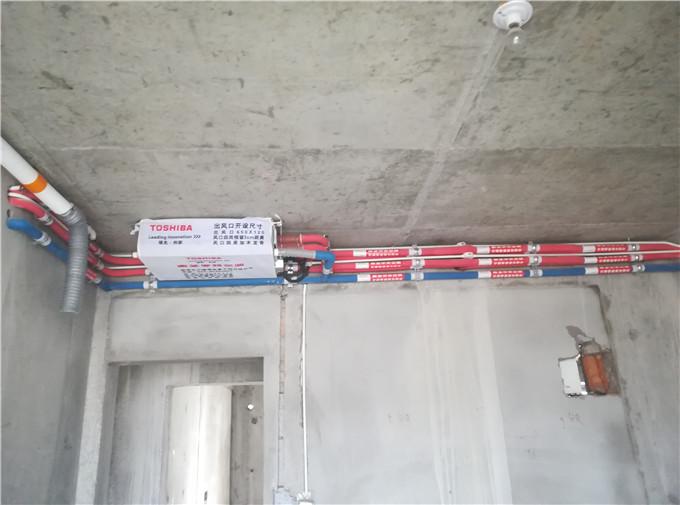 家用空调安装维修案例图