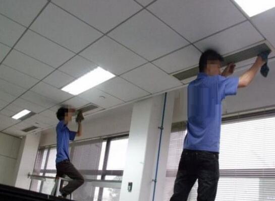 陕西中央空调维修清洗