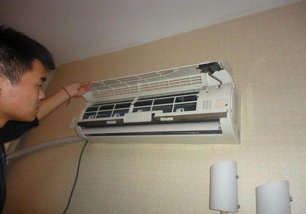 陕西家用空调清洗