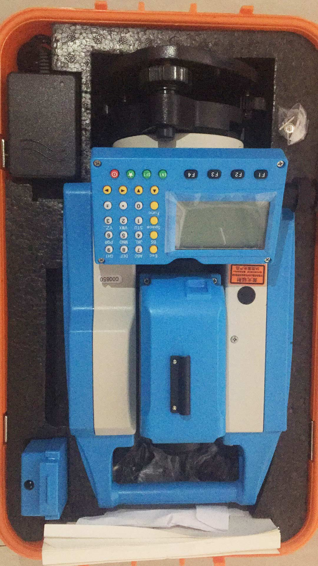 房屋安全鉴定仪器全站仪