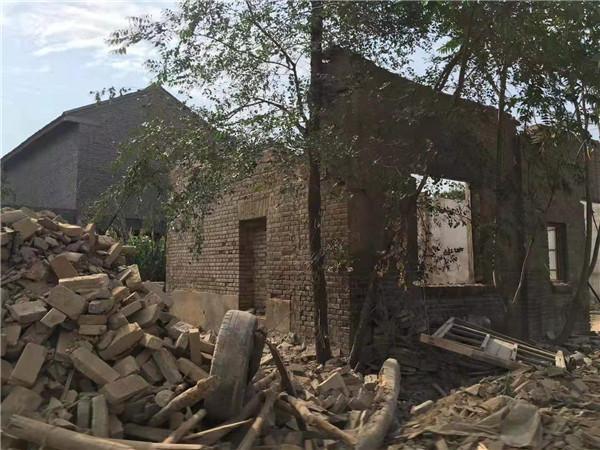 火灾后房屋安全检测鉴定