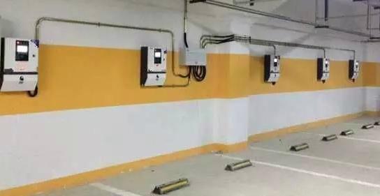南阳电动汽车充电桩