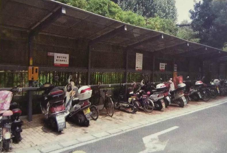 綠都悅府與小區充電站廠家合作案例